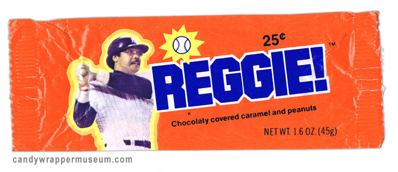 reggie bar standard brands